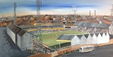 Wolverhampton Wanderers - Molineux 1970's - 20'' x 30'' approx poster print